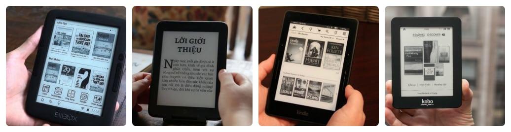 Có nên mua máy đọc sách không?