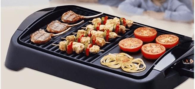 công xuất phù hợp của bếp nướng