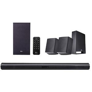 Dàn âm thanh LG SJ4R 420W