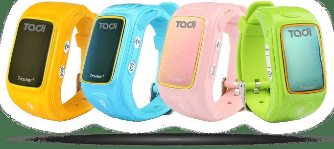 Đồng hồ định vị trẻ em Tadi Kid