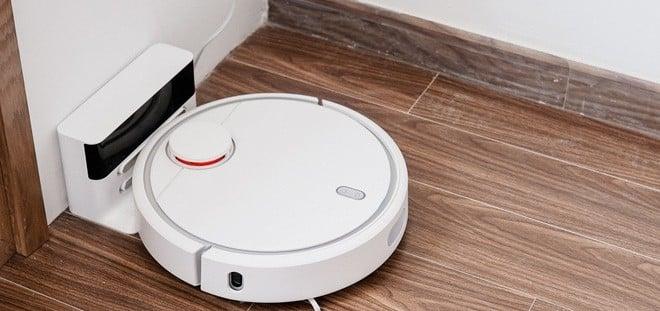dung luong Pin robot hut buit