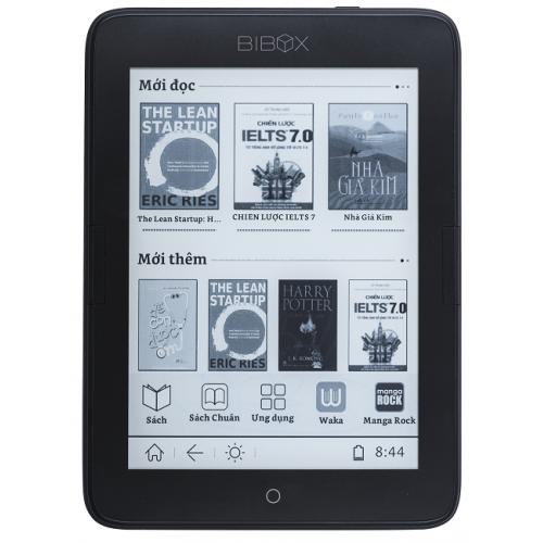 Máy đọc sáchBibox B2