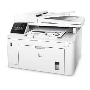 may in hai mat HP LaserJet Pro MFP M227fdw