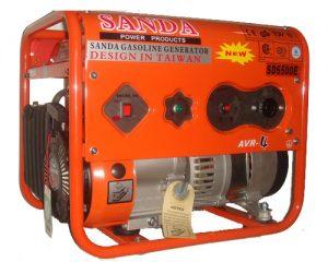 Máy phát điện Sanda SD4500