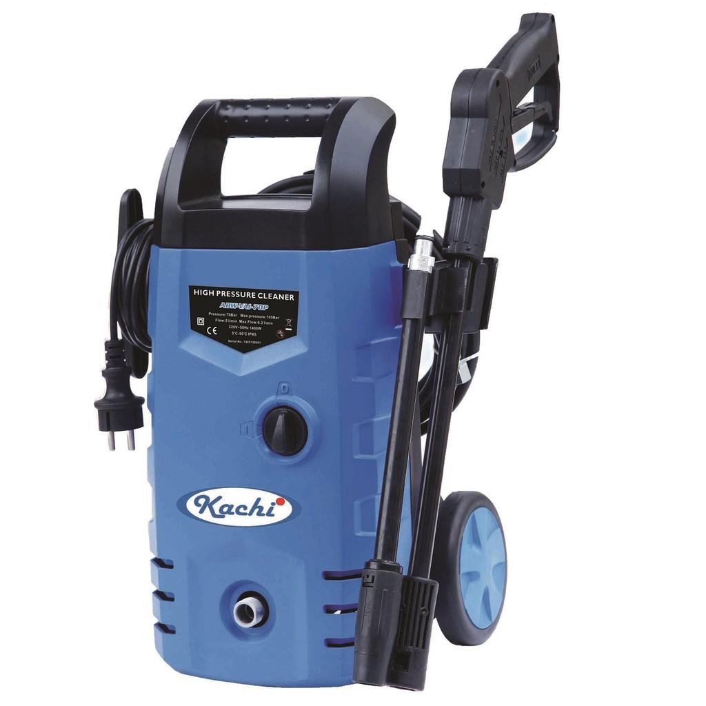 Máy rửa xe Kachi 1400W (mới 2020)