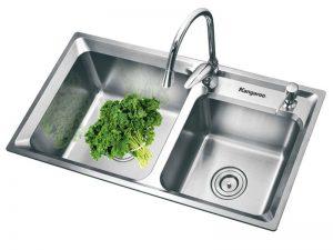 Số ngăn chậu rửa bát