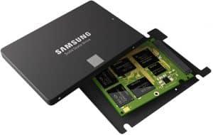 Tính năng của SSD