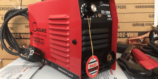 trọng lượng máy hàn điện