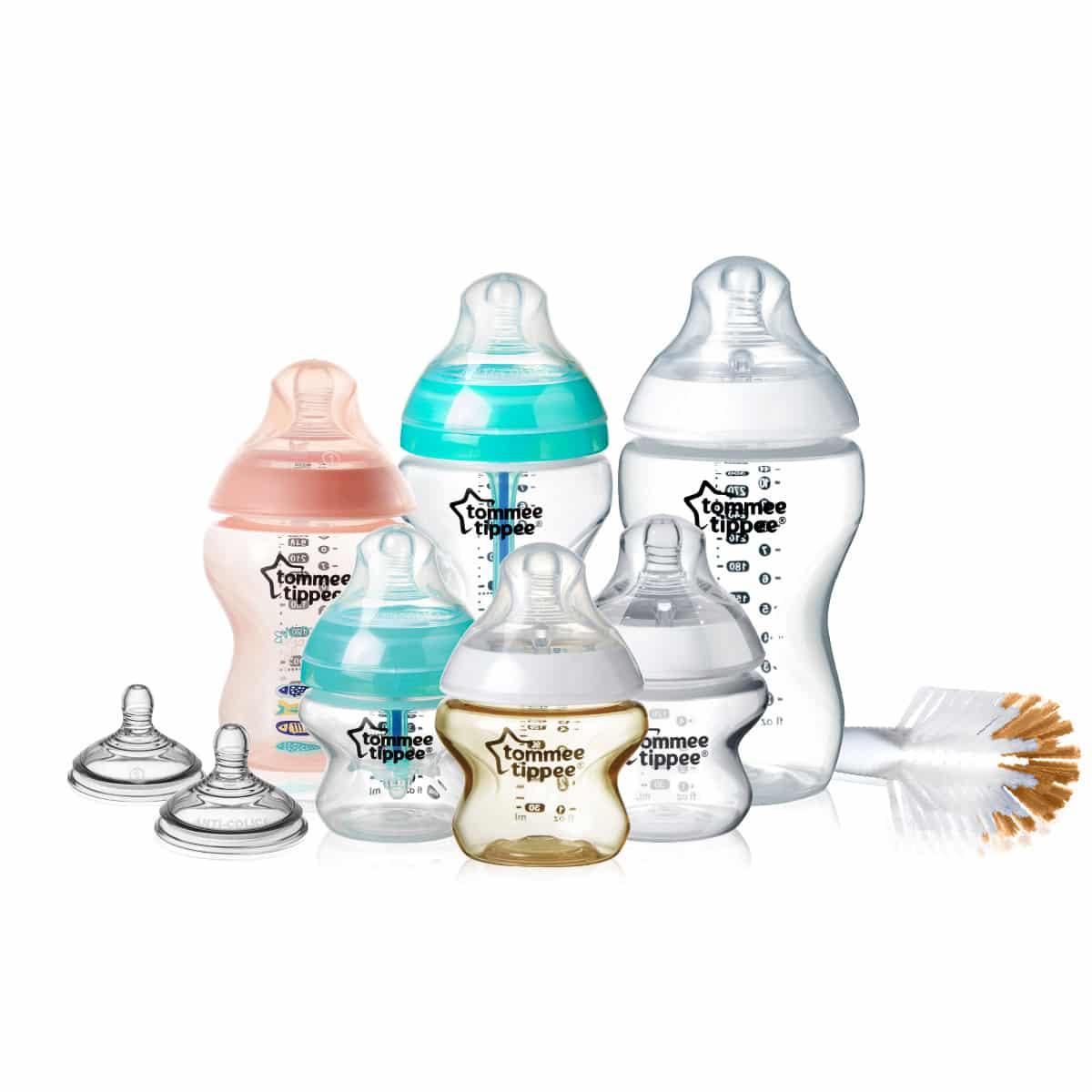 (Tư vấn) Bình sữa cho bé nào tốt nhất (2021): Tommee Tippee, Pigeon hay Philips Avent?