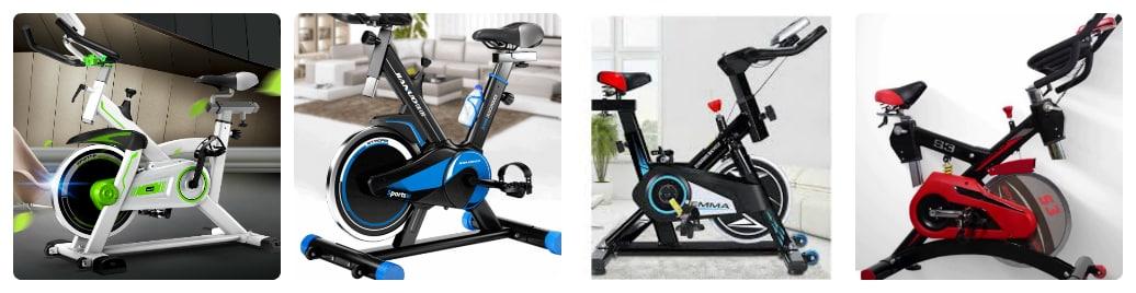 có những loại xe đạp thể dục
