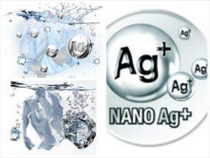 Ion bạc kháng khuẩn