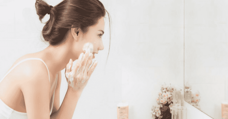 sữa rửa mặt cho da thường