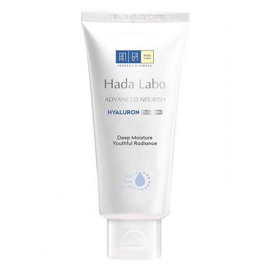 Sữa Hada Labo Advanced Nourish Hyaluron Cleanser