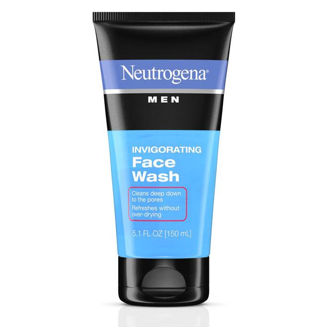Sữa rửa mặt Neutrogena Men