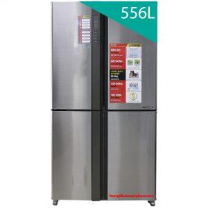 Tủ lạnh sharp có tốn điện không?