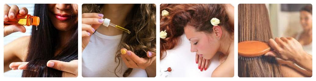 lợi ích của tinh dầu dưỡng tóc