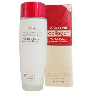 nuoc hoa hong 3W Clinic Collagen White 150ml