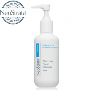 sua rua mat Neostrata Clarifying Facial Cleanser
