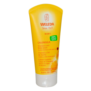 sua tam Weleda Baby Calendula Shampoo and Body wash