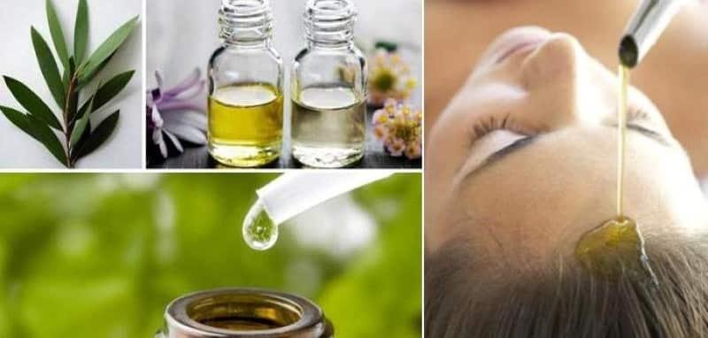 tinh dầu hợp cho tóc dầu