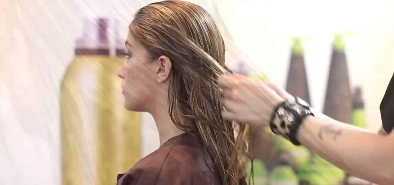 tinh dầu hợp cho tóc mỏng