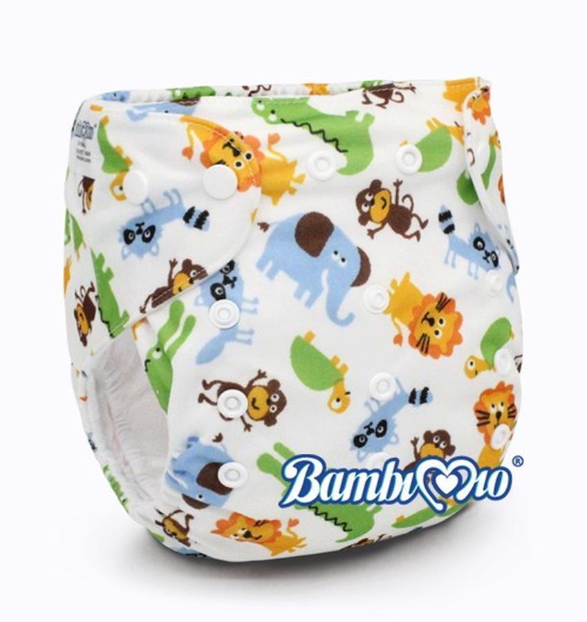 Bỉm vải cho bé Bambi Mio