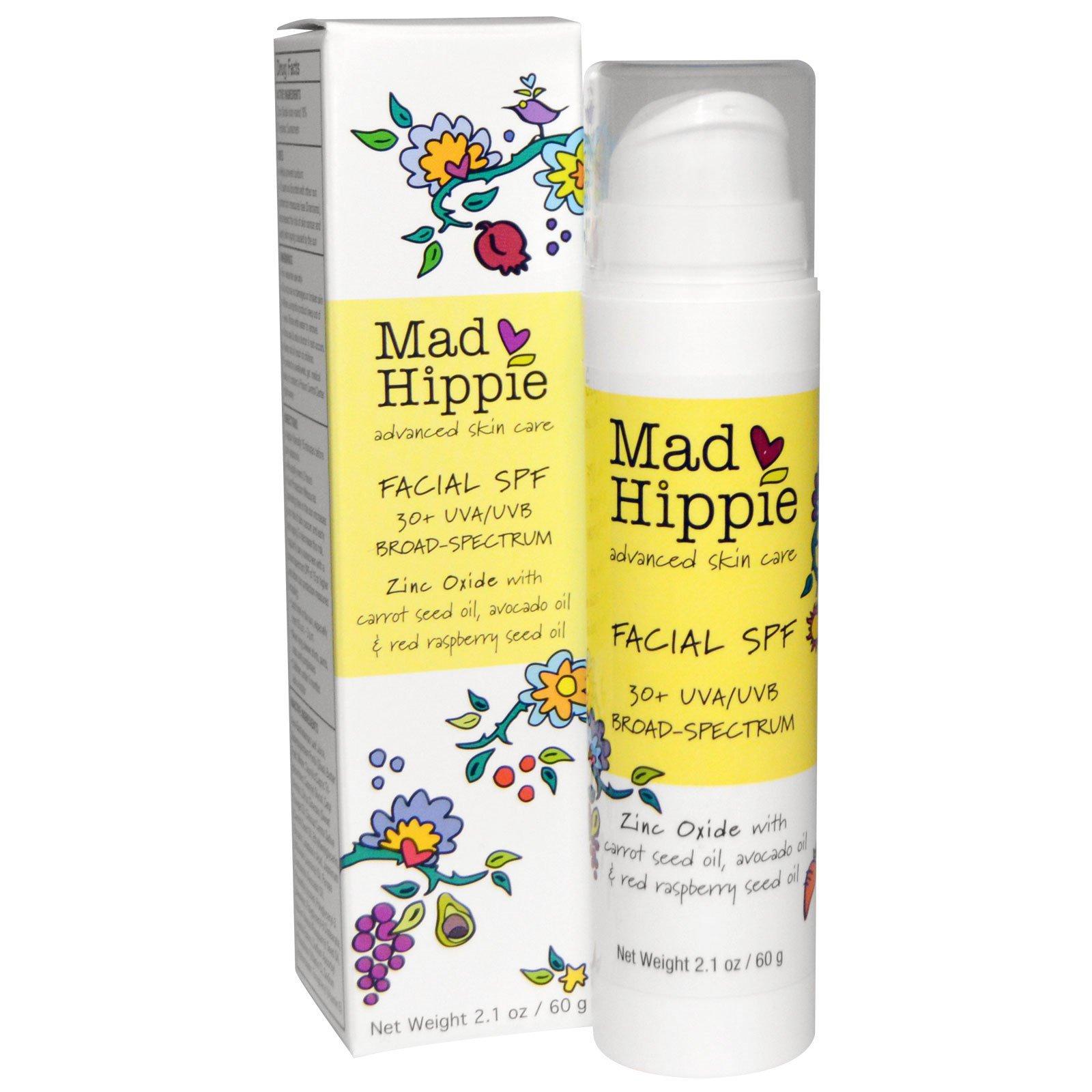 Mad Hippie Facial SPF 30+ UVA/ UVB