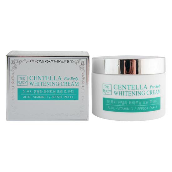 Kem dưỡng The rucy centella whitening cream