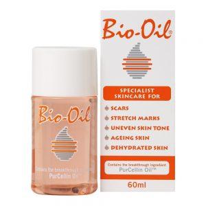 kem tri ran da Bio Oil
