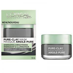 mat na duong da LOREAL Paris Pure Clay Mask