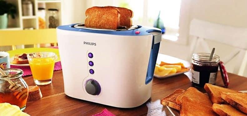 chất liệu máy nướng bánh