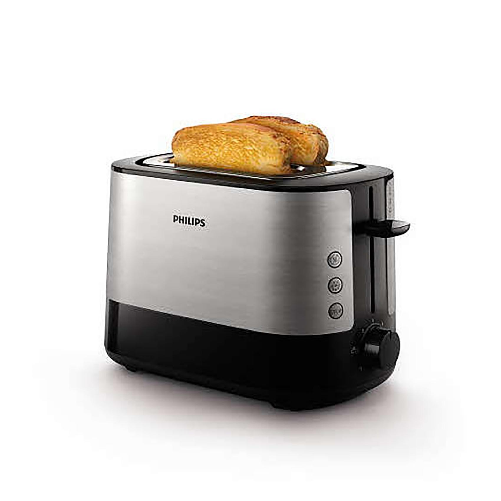 Máy nướng bánh mì Philip Sandwich HD2637 (1000W)