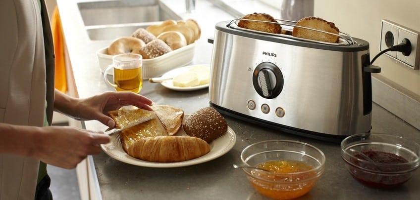 thiết kế máy nướng bánh