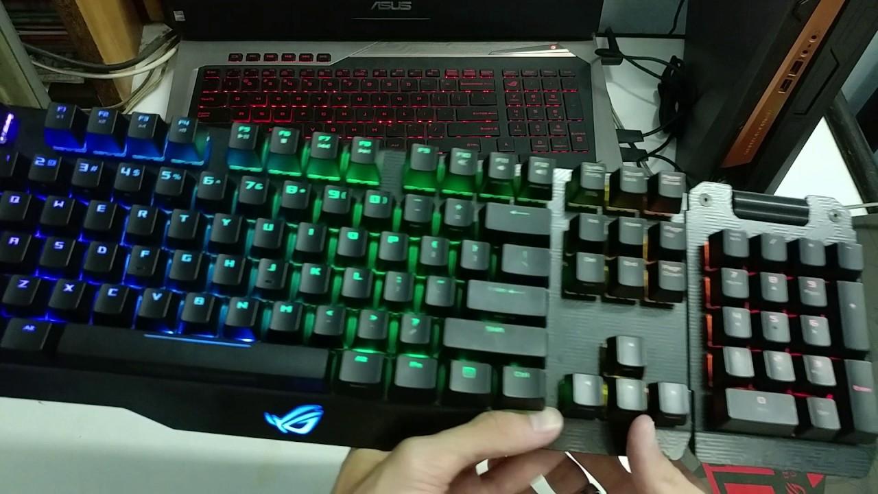 Kiểm tra dạng kết nối bàn phím