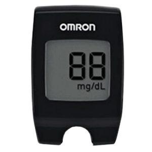 máy đo đường huyết omron hgm-112 mg/dl
