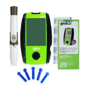 máy đo đường huyết Uright