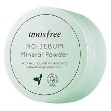 Phấn phủ bột Innisfree Mineral Powder 5g