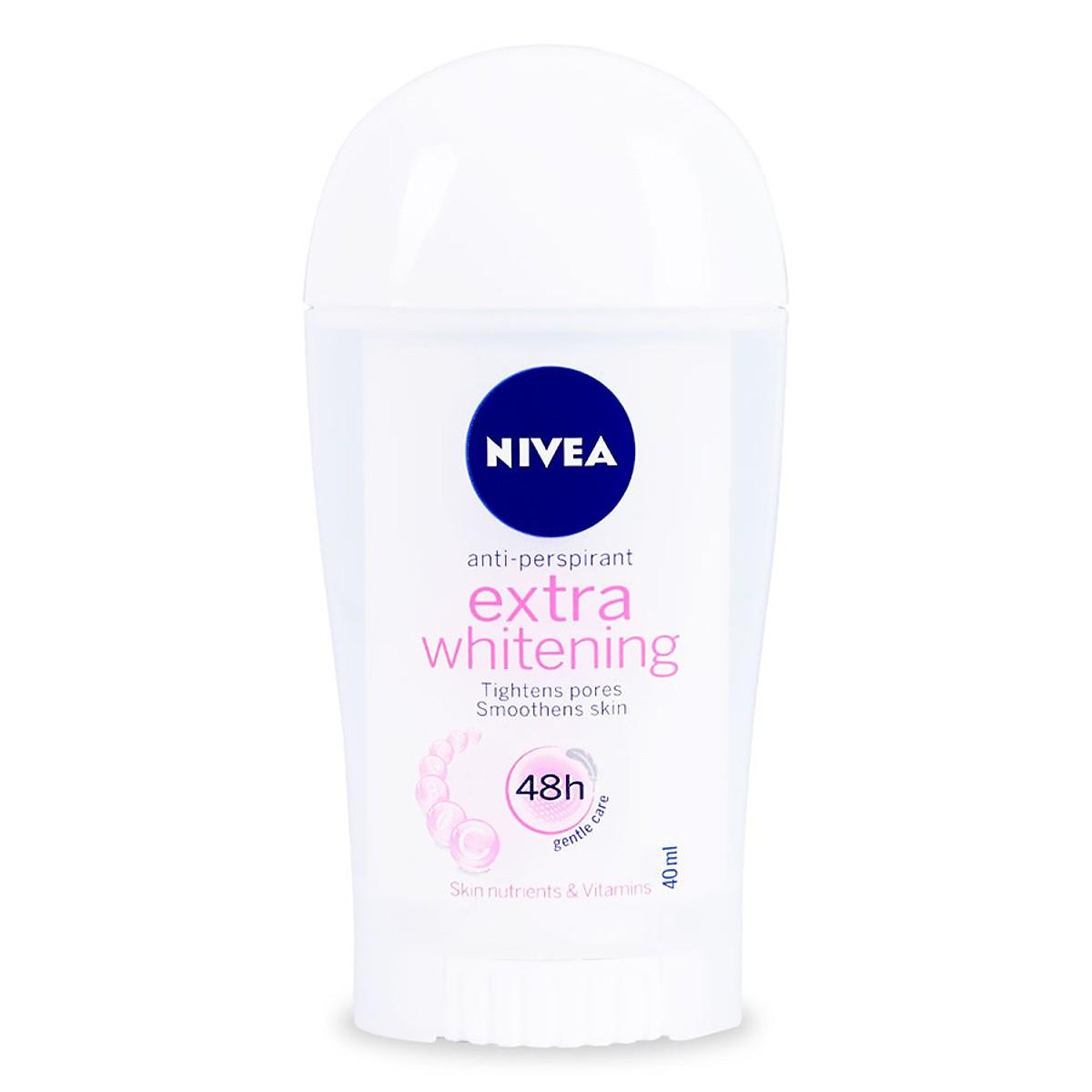 Sáp khử mùi cao cấp Nivea 82896 40ml