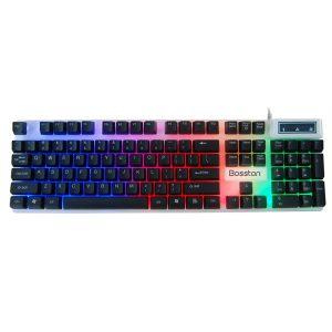bàn phím giả cơ giá rẻ led bosston g808