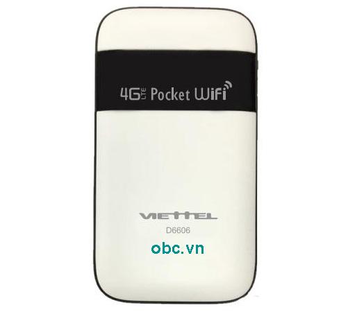 bộ phát wifi 3g/4g viettel