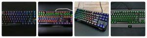 các loại bàn phím trên thị trường