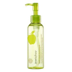 dầu tẩy trang chính hãng innisfree apple oil 150ml