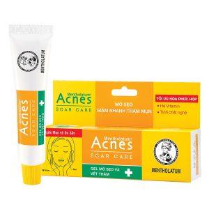 kem trị sẹo acnes scar care 12g