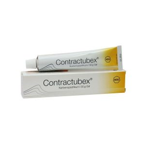 kem trị sẹo contractubex
