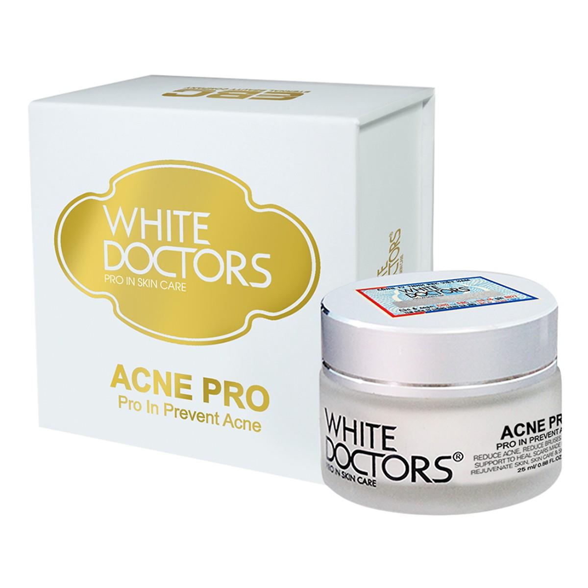 Kem trị sẹo White Doctors Acne Pro