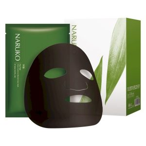 mặt nạ giấy tea tree shine control and blemish clear mask