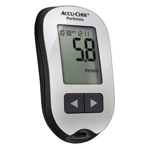 máy đo đường huyết accu-chek peforma