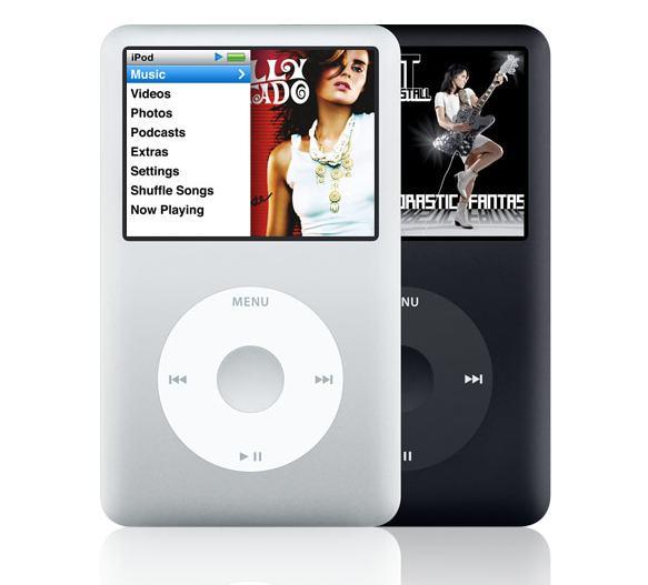 máy nghe nhạc apple