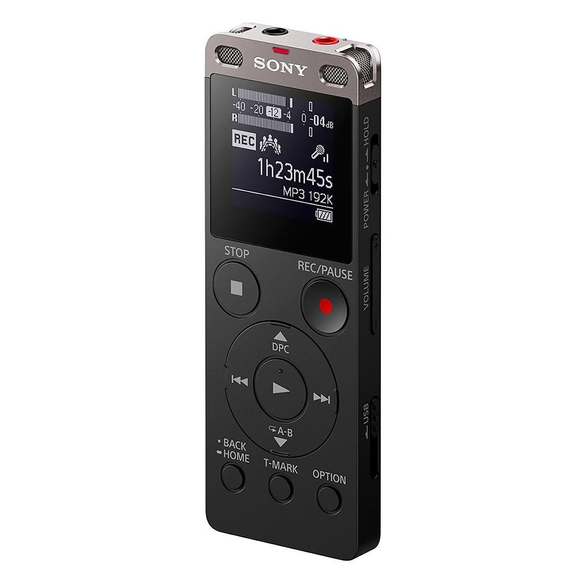 Máy nghe nhạc ghi âm Sony ICD-UX560F