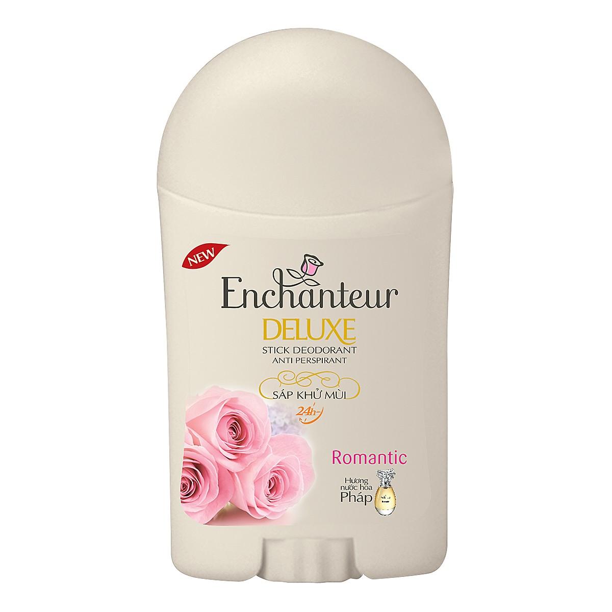 Sáp khử mùi Enchanteur Romantic 40g